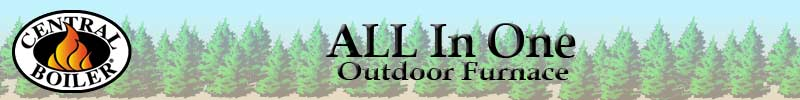 All In ONE Outdoor Furnace, Inc Logo